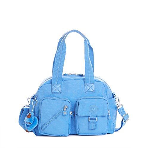 Kipling Defea Handbag (Blue Skies Sparkle Web)