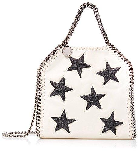 Stella McCartney Women's Falabella Star Shoulder Bag, White