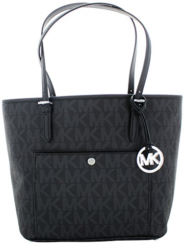 Michael Kors Jet Set Women's Travel Large Logo Tote Handbag
