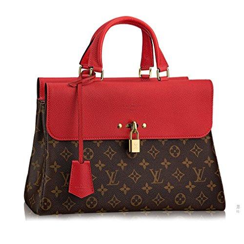 Authentic Louis Vuitton Monogram Canvas Venus Handbag Article:M41738 Cherry Made in France