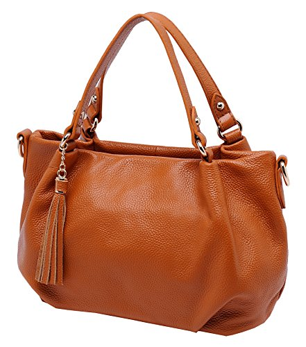 Heshe® Casual Simple Hobo Style Shoulder Bag Cross Body Tote Bags Satchel Handbags and Purses for Women