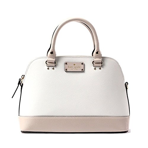 Kate Spade New York Wellesley Small Rachelle in Cream/Pebble