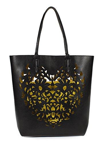 Scarleton Fashion Laser Cut Tote Bag H1770