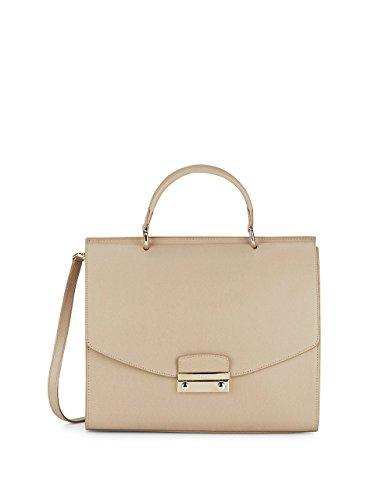Furla Julia Saffiano Leather Top Handle Shoulder Bag