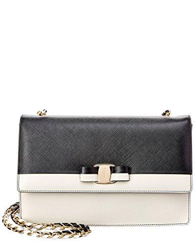 Salvatore Ferragamo Medium Vara Flap Bag