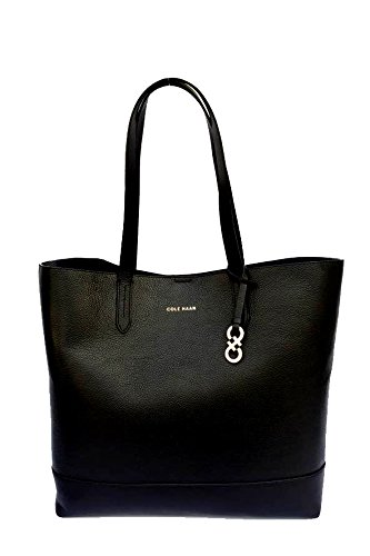Cole Haan Palermo Leather Tote – Black