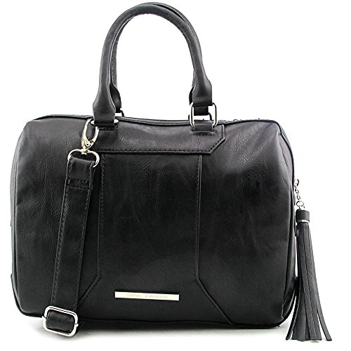 Steve Madden DO258305 Women Faux Leather Satchel