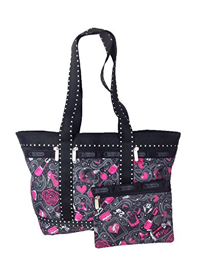 LeSportsac Artist Edition Medium Travel Tote, Barbie's Night Out