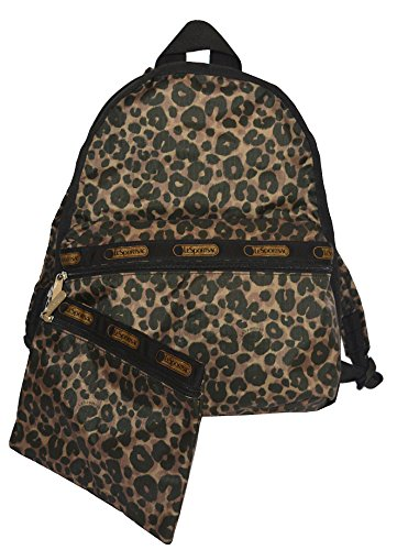LeSportsac 2 Pcs. Set Basic Backpack Handbag Bag Purse