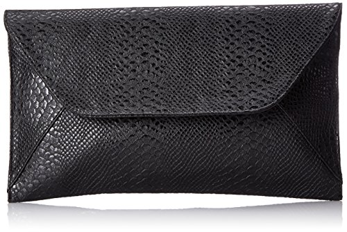 Patzino Fashion Collection, Faux Leather Croco Chic Women's Envelope Clutch