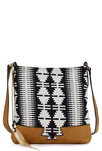 Scarleton Fashionable Native Style Crossbody Bag H1899
