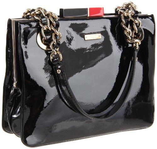 Kate Spade New York  Pastiche Darcy PXRU2979 Shoulder Bag,Black,One Size