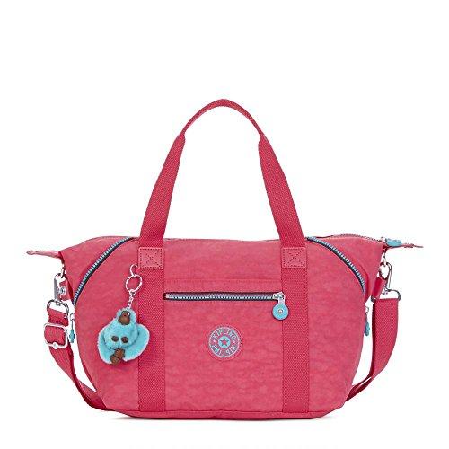 Kipling Women's Art U Handbag One Size Vibrant Pink Cz