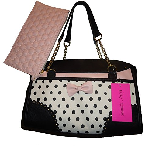 Betsey Johnson Handbag Top Handle Bag Shoulderbag