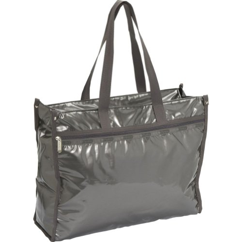LeSportsac Downtown Tote (Graphite Shimmer)