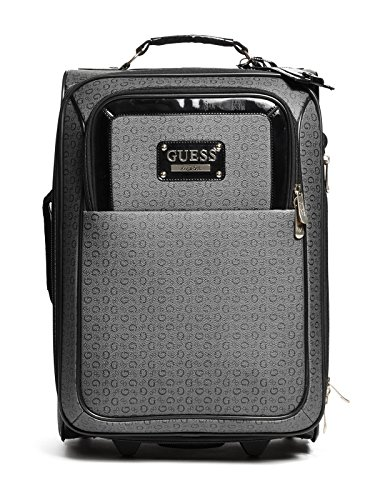 GUESS Women's Proposal Four-Wheel Roller Luggage