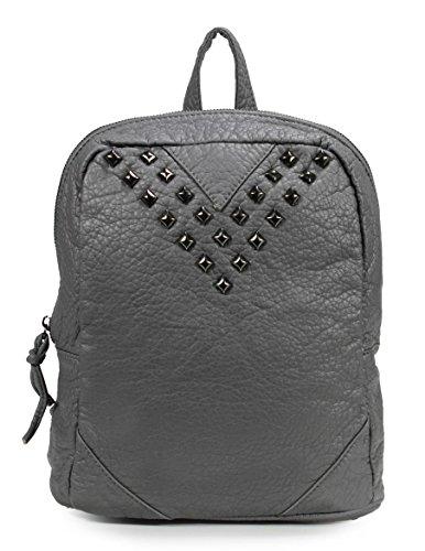 Scarleton Fashion V Studded Backpack H1776