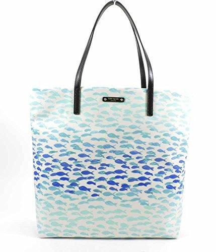 Kate Spade Bon Shopper Tote Bag Purse Handbag