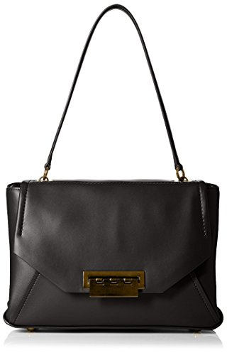 ZAC Zac Posen Women's Eartha Envelope Shoulder Bag , Black