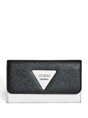 GUESS Women's Darcie Color-Blocked Slim Wallet