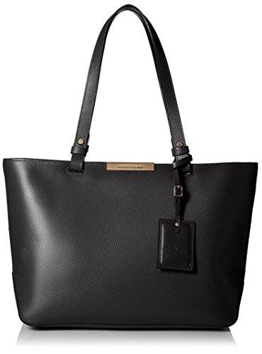 Longchamp Women's Le Foulonné City Small Tote Bag, Black