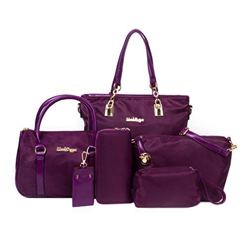 Women Tote Top Handle Shoulder Bags Satchel Purse Handbags
