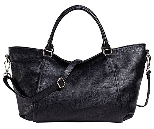 SAIERLONG New Womens Fashion Soft Leather Handbags Shoulder Bags