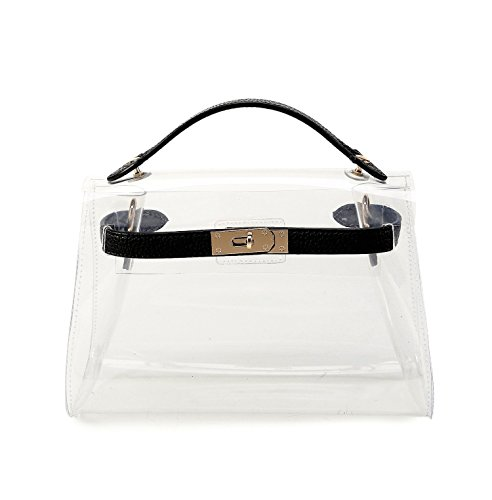 Lam Gallery Nfl Stadium Roved Clear Tote Bags Women S Pvc Purse Transpa Vinyl Beach Bag