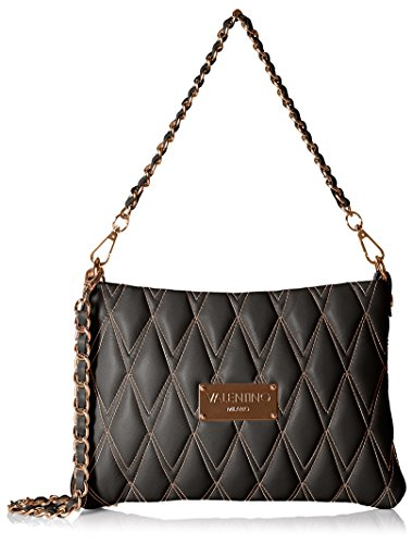 Valentino Bags by Mario Valentino Women's Vanille D Shoulder Bag, Black