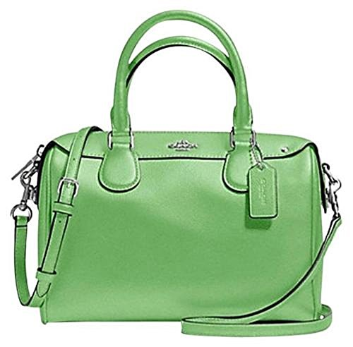 COACH MINI BENNETT SATCHEL IN CROSSGRAIN LEATHER F36624