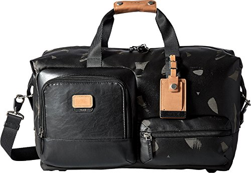 Tumi Alpha Bravo Grissom Travel Satchel Carry On Luggage