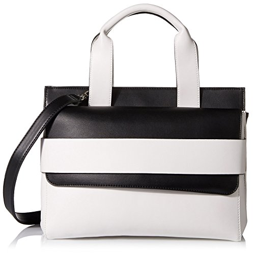 Steve Madden Women's Modd Satchel, White Multi