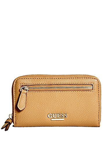GUESS Women's Genevia Medium Zip-Around