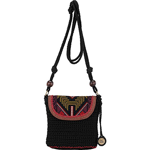 The Sak Sayulita Mini Flap Crossbody