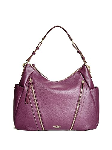 GUESS Women's Genevia Zipper Hobo Bag