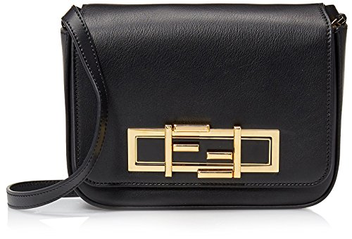 Fendi Women's Shoulder Bag, Black