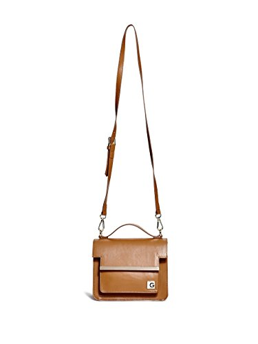 G by GUESS Women's Pash Mini Box Satchel