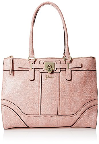 GUESS Greyson Python-Embossed Status Carryall