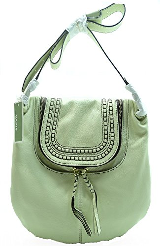 orYANY Cross Body Large Rosa Pebble Butter