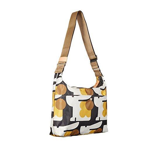 Orla Kiely Bunny Bonny Large Crossbody Bag Multi