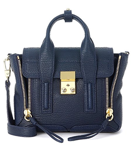 3.1 Phillip Lim Pashli Mini Ink Satchel