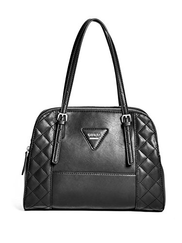 GUESS Women's Darcie Quilted Satchel