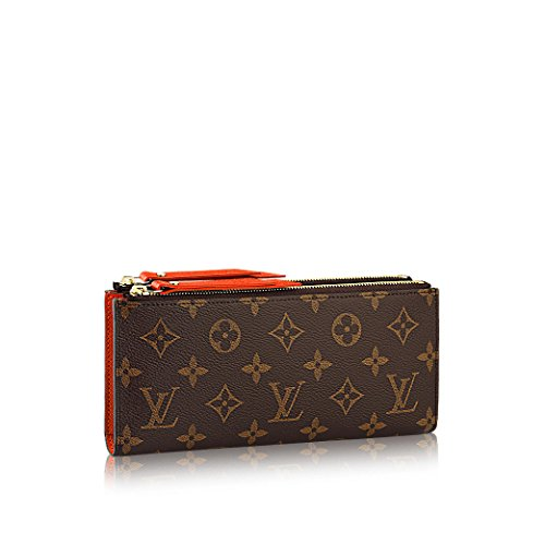Louis Vuitton Monogram Canvas Chili Red Adele Wallet M61270