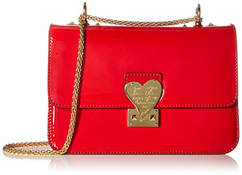 Valentino Women's Borsa Shoulder Bag, Red