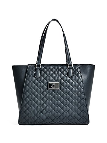 GUESS Women's Crystal Quilted Tote
