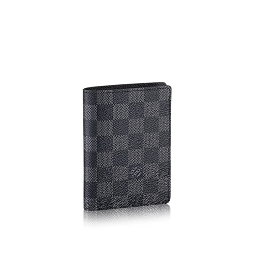 Louis Vuitton Damier Graphite Canvas James Wallet N63117