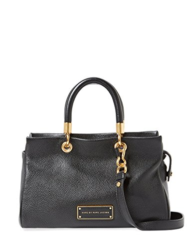 Marc by Marc Jacobs too hot to handle small satchel in black