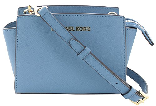 MICHAEL Michael Kors Women's Selma Mini Messenger Bag
