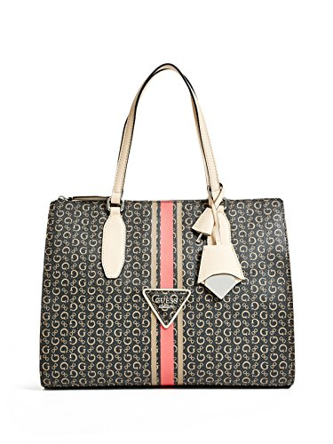 GUESS Women's Beaumont Box Satchel
