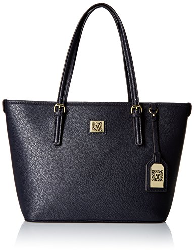 Anne Klein Perfect Tote Medium Tote, Navy